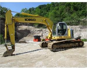 Kobelco SK235SRLC1 Crawler Excavator
