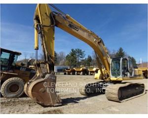 Kobelco SK480 LC Crawler Excavator