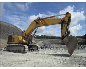 Komatsu PC1100-6 Crawler Excavator