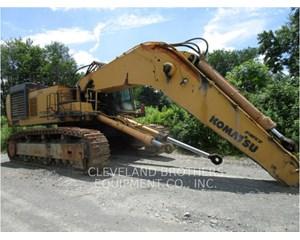 Komatsu PC1100 Crawler Excavator