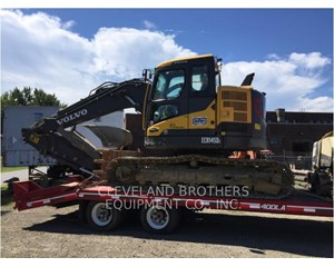 Volvo ECR145DL Crawler Excavator