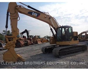 Caterpillar 321DLCR Excavator