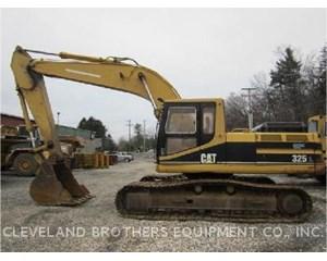 Caterpillar 325L Excavator