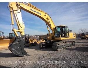 Komatsu PC350 LC Excavator