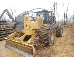 Caterpillar 545D Logging / Forestry Equipment