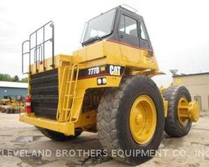Caterpillar 777D Off-Highway Truck