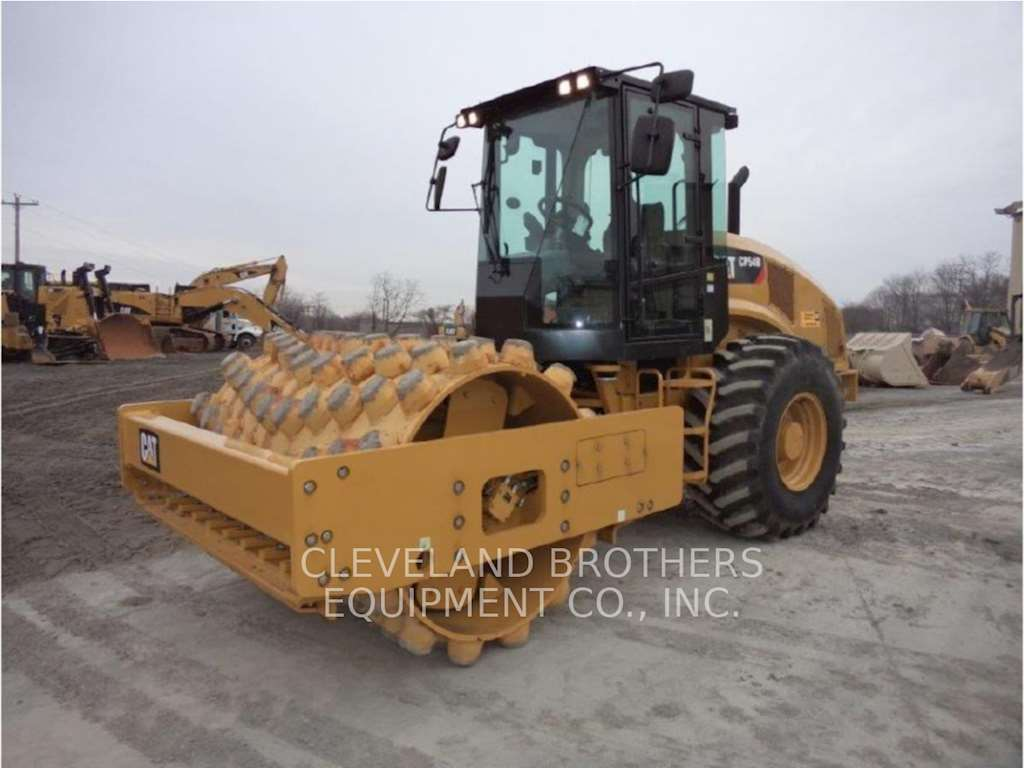 2012 caterpillar cp54b smooth drum compactor for sale 18 for Firestone motors harrisburg pa