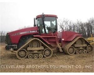 CASE STX480S Tractor