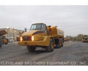 Caterpillar 735 WW Water Wagon