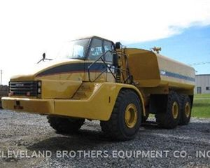 Caterpillar 740 WW Water Wagon
