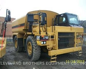 Caterpillar 771D WW Water Wagon