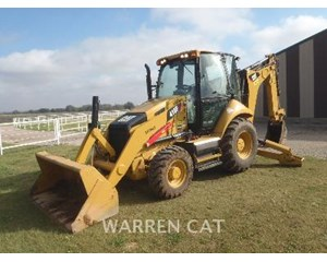 Caterpillar 416F AE4 Backhoe