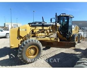 Caterpillar 140M ARO Motor Grader