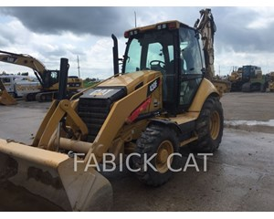 Caterpillar 430F HT Backhoe