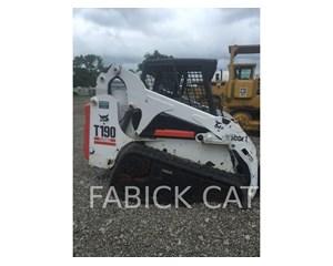 Bobcat T190 Crawler Dozer