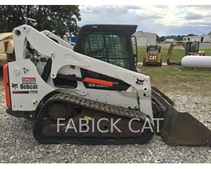Bobcat T770 Crawler Dozer