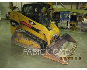 Caterpillar 279C2C3TL2 Crawler Dozer