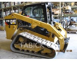 Caterpillar 279D C3H2 Crawler Dozer
