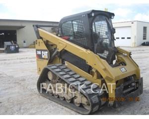 Caterpillar 289D C3H3 Crawler Dozer