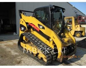 Caterpillar 299C XPS Crawler Dozer