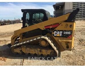 Caterpillar 299D C3H3 Crawler Dozer
