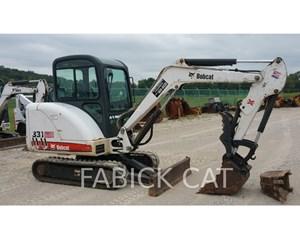 Bobcat 331 Crawler Excavator