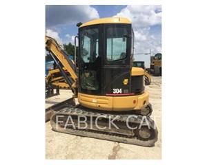 Caterpillar 304 CR Crawler Excavator