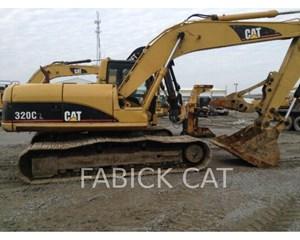 Caterpillar 320C L Crawler Excavator