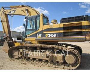 Caterpillar 345B VG Crawler Excavator