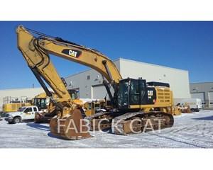 Caterpillar 349E VGH Crawler Excavator