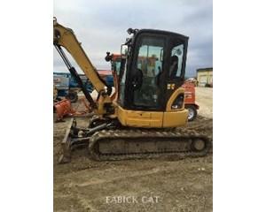 Caterpillar 305D CR Excavator