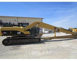 Caterpillar 324D LR Excavator