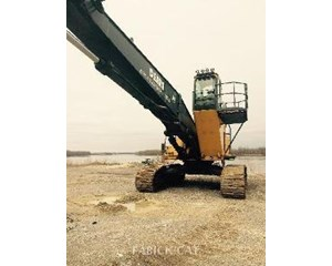 John Deere 450D Excavator