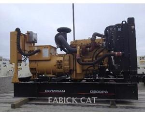 Olympian CAT D200P3 Generator Set