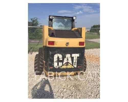 Caterpillar 236b skid steer Manual