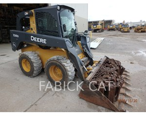 John Deere 326D Skid Steer Loader