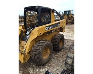 John Deere 328 Skid Steer Loader