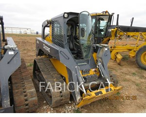 John Deere 329E Skid Steer Loader