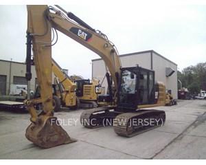 Caterpillar 318EL TC Crawler Excavator