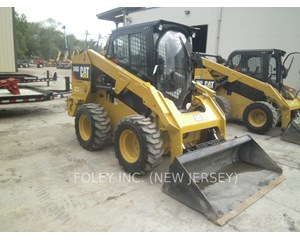 Caterpillar 246D HF Skid Steer Loader