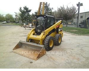 Caterpillar 262D 2SP Skid Steer Loader