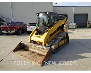 Caterpillar 299D Skid Steer Loader