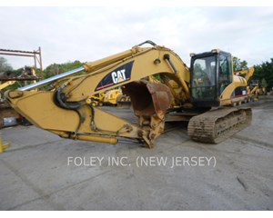 Caterpillar 320CL Wheeled Excavator