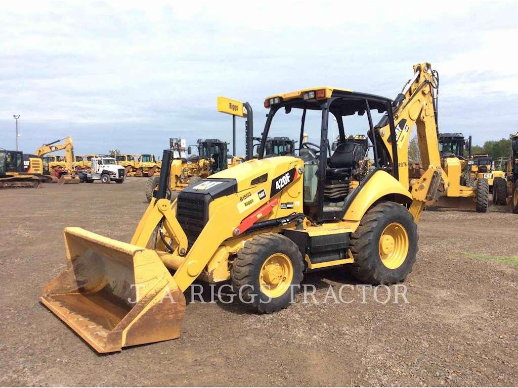 2015 Caterpillar 420f St Backhoe For Sale 470 Hours Russellville Bushing Ar Kw