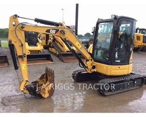 Caterpillar 303.5ECRA Crawler Excavator