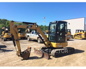 Caterpillar 304ECRA Crawler Excavator