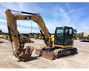 Caterpillar 308ECR SB Crawler Excavator