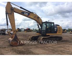 Caterpillar 320E 9 Crawler Excavator