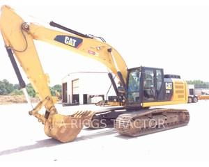 Caterpillar 329EL10 Crawler Excavator