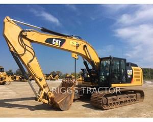 Caterpillar 329EL10H Crawler Excavator